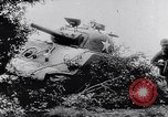 Image of German antiaircraft batteries battle Allied aircraft France, 1944, second 3 stock footage video 65675039034