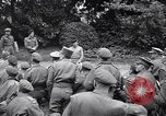 Image of General Bernard Law Montgomery Normandy France, 1944, second 2 stock footage video 65675039036