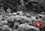 Image of General Bernard Law Montgomery Normandy France, 1944, second 4 stock footage video 65675039036