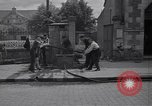 Image of French firemen World War 2 Carentan Normandy France, 1944, second 8 stock footage video 65675039037