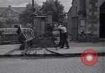 Image of French firemen World War 2 Carentan Normandy France, 1944, second 9 stock footage video 65675039037
