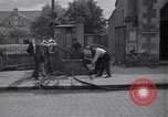 Image of French firemen World War 2 Carentan Normandy France, 1944, second 10 stock footage video 65675039037