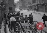 Image of French firemen World War 2 Carentan Normandy France, 1944, second 11 stock footage video 65675039037