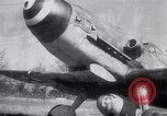 Image of German fighter plane France, 1944, second 1 stock footage video 65675039044