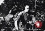 Image of German infantry Normandy France, 1944, second 3 stock footage video 65675039049