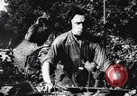 Image of German infantry Normandy France, 1944, second 4 stock footage video 65675039049