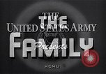 Image of Family members United States USA, 1951, second 8 stock footage video 65675039050