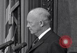 Image of Eisenhower Washington DC USA, 1956, second 1 stock footage video 65675039053