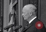 Image of Eisenhower Washington DC USA, 1956, second 2 stock footage video 65675039053