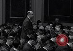Image of Eisenhower Washington DC USA, 1956, second 9 stock footage video 65675039053