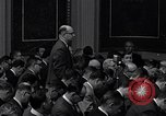 Image of Eisenhower Washington DC USA, 1956, second 10 stock footage video 65675039053