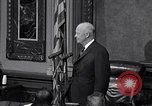 Image of President Eisenhower Washington DC USA, 1956, second 1 stock footage video 65675039054