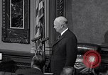 Image of President Eisenhower Washington DC USA, 1956, second 2 stock footage video 65675039054
