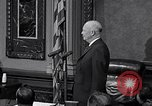 Image of President Eisenhower Washington DC USA, 1956, second 3 stock footage video 65675039054