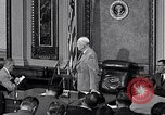 Image of President Eisenhower Washington DC USA, 1956, second 1 stock footage video 65675039056