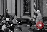Image of President Eisenhower Washington DC USA, 1956, second 4 stock footage video 65675039056