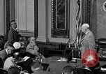 Image of President Eisenhower Washington DC USA, 1956, second 7 stock footage video 65675039056