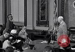 Image of President Eisenhower Washington DC USA, 1956, second 11 stock footage video 65675039056