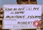 Image of Thai personnel U-Tapao Royal Thai Air Force Base Thailand, 1969, second 4 stock footage video 65675039071
