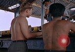 Image of Airmen U-Tapao Royal Thai Air Force Base Thailand, 1969, second 7 stock footage video 65675039079