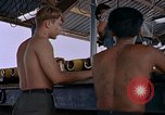 Image of Airmen U-Tapao Royal Thai Air Force Base Thailand, 1969, second 8 stock footage video 65675039079
