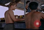 Image of Airmen U-Tapao Royal Thai Air Force Base Thailand, 1969, second 9 stock footage video 65675039079