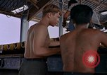 Image of Airmen U-Tapao Royal Thai Air Force Base Thailand, 1969, second 12 stock footage video 65675039079