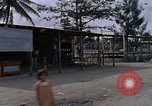 Image of Thai truck U-Tapao Royal Thai Air Force Base Thailand, 1969, second 2 stock footage video 65675039080