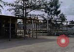 Image of Thai truck U-Tapao Royal Thai Air Force Base Thailand, 1969, second 4 stock footage video 65675039080
