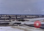 Image of B-52 F planes U-Tapao Royal Thai Air Force Base Thailand, 1969, second 7 stock footage video 65675039086