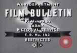 Image of United States Army Signal Corps equipments United States USA, 1944, second 4 stock footage video 65675039091