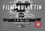 Image of United States Army Signal Corps equipments United States USA, 1944, second 7 stock footage video 65675039091