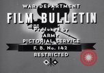 Image of United States Army Signal Corps equipments United States USA, 1944, second 8 stock footage video 65675039091