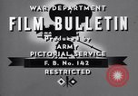 Image of United States Army Signal Corps equipments United States USA, 1944, second 10 stock footage video 65675039091