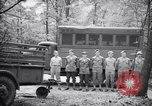 Image of Signal Corps radio 610 United States USA, 1944, second 8 stock footage video 65675039092