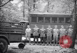 Image of Signal Corps radio 610 United States USA, 1944, second 9 stock footage video 65675039092