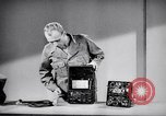 Image of Signal Corps Radio 694 SCR United States USA, 1944, second 9 stock footage video 65675039096