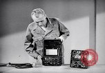 Image of Signal Corps Radio 694 SCR United States USA, 1944, second 11 stock footage video 65675039096