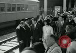 Image of President John Kennedy Washington DC USA, 1963, second 8 stock footage video 65675039097