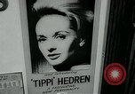 Image of Tippi Hedren Albany New York USA, 1963, second 12 stock footage video 65675039099