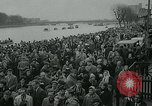 Image of collegiate boat race London England United Kingdom, 1963, second 6 stock footage video 65675039100