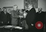 Image of Harry Truman Washington DC USA, 1945, second 8 stock footage video 65675039101