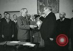 Image of Harry Truman Washington DC USA, 1945, second 9 stock footage video 65675039101