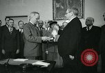 Image of Harry Truman Washington DC USA, 1945, second 12 stock footage video 65675039101