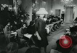 Image of model parade London England United Kingdom, 1963, second 6 stock footage video 65675039104