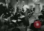 Image of model parade London England United Kingdom, 1963, second 7 stock footage video 65675039104