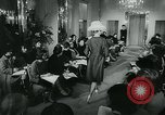 Image of model parade London England United Kingdom, 1963, second 8 stock footage video 65675039104