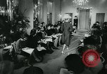 Image of model parade London England United Kingdom, 1963, second 9 stock footage video 65675039104