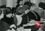 Image of model parade London England United Kingdom, 1963, second 11 stock footage video 65675039104