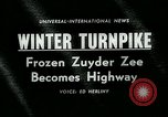 Image of De Zuyder Zee Netherlands, 1963, second 3 stock footage video 65675039107